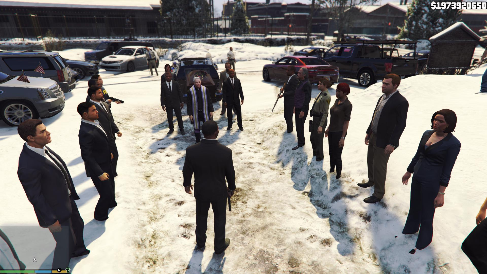 gta 5 how to get to north yankton 2015