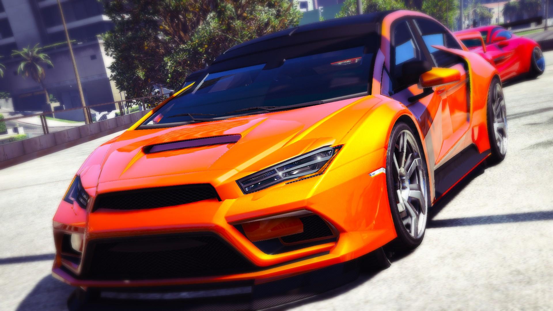 Gta 5 Custom Cars >> Custom Vehicle Pack Menyoo Gta5 Mods Com