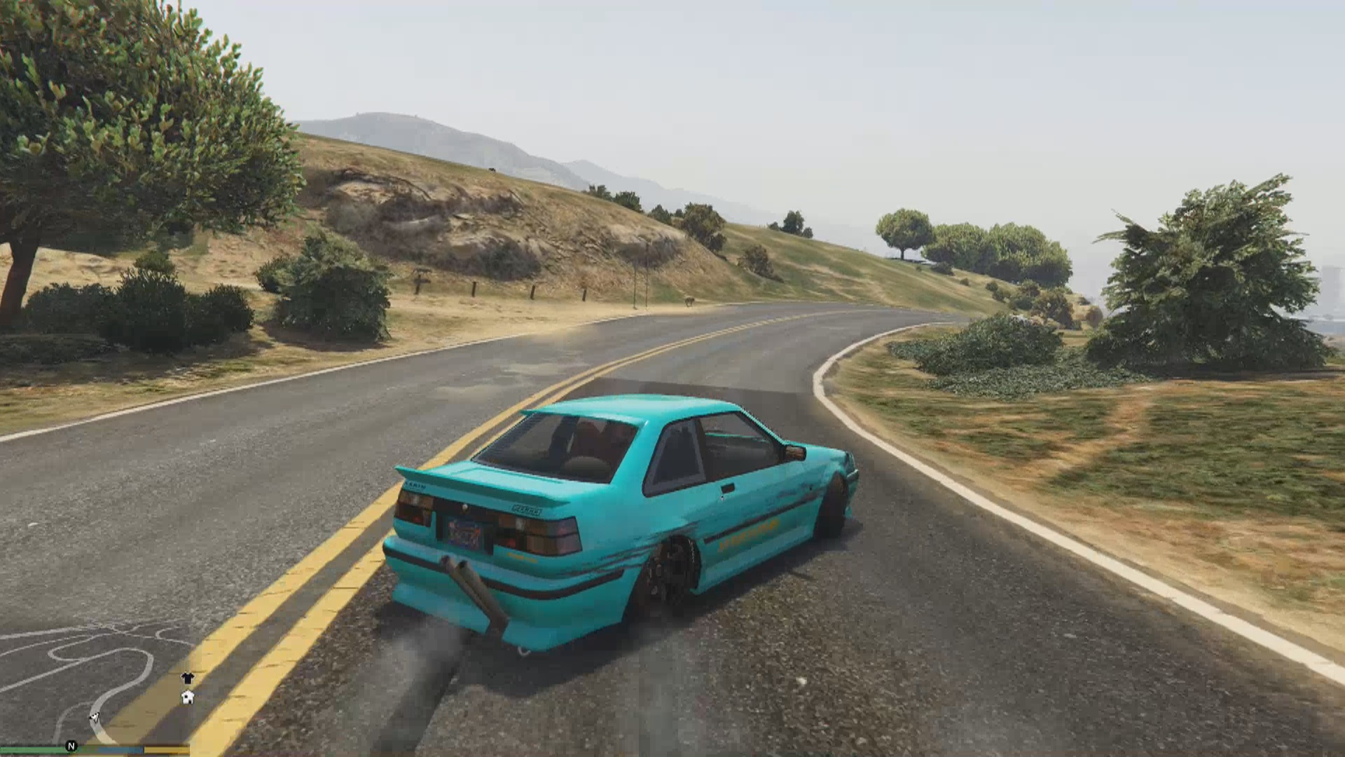 Futo Drift line - GTA5-Mods.com