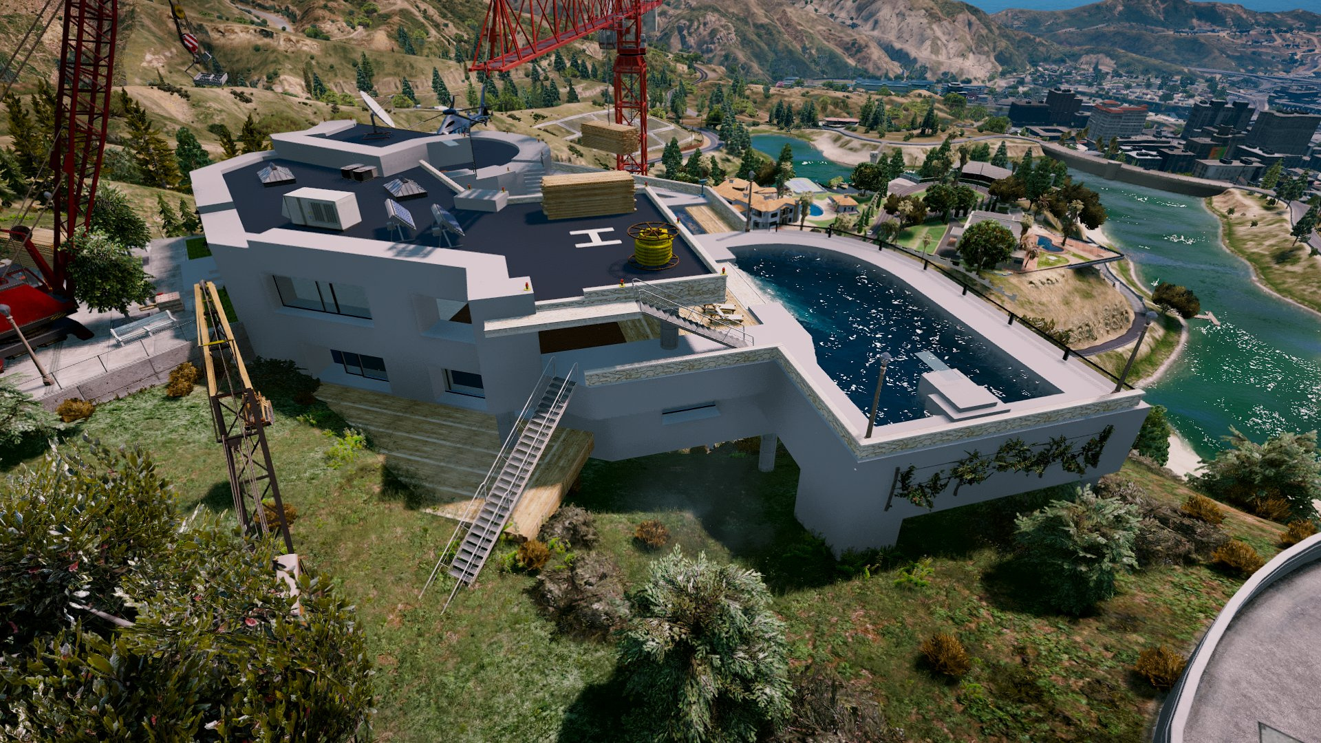 how to get a house in gta 5