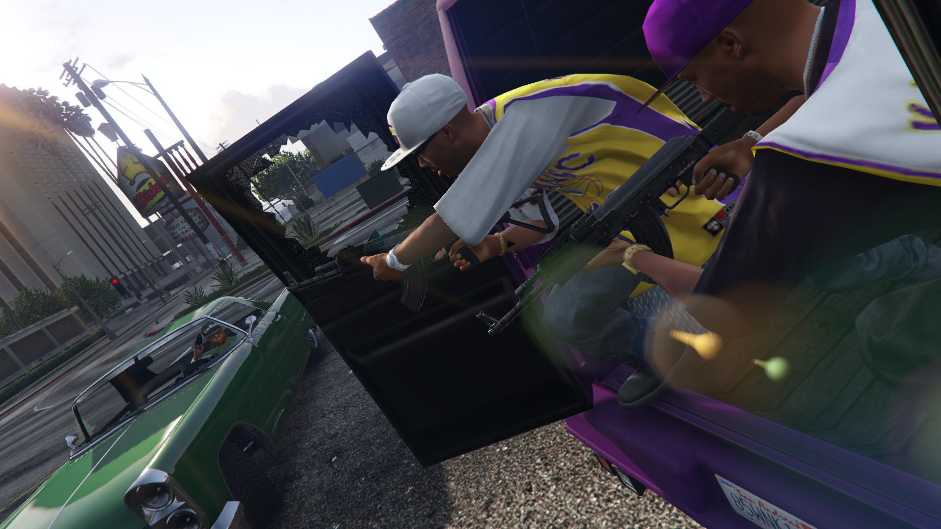 GangMod - GTA5-Mods com