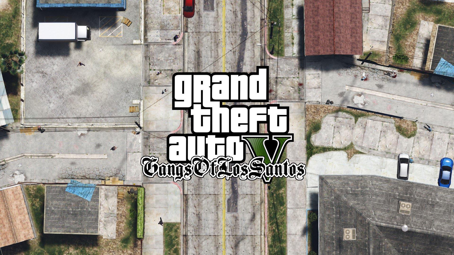 Gangs Of Los Santos (OIV) - GTA5-Mods com