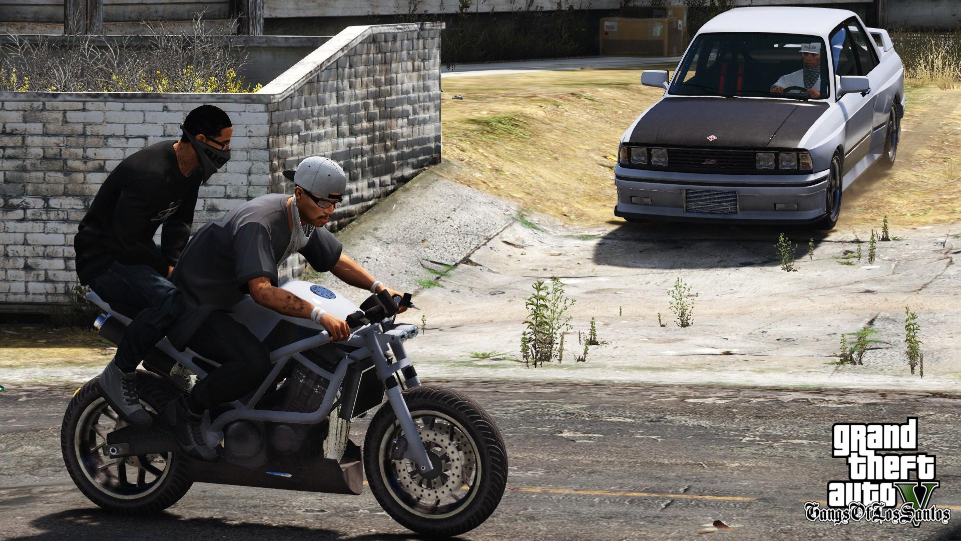 Gangs Of Los Santos Oiv Gta5 Mods Com