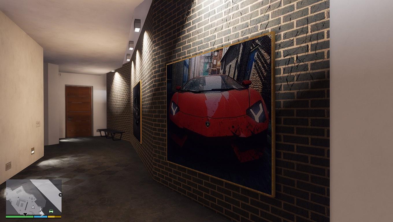 Franklin's Mansion House - GTA5-Mods com