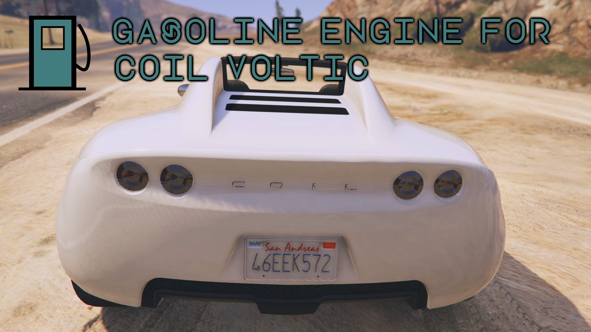 gasoline engine for coil voltic sound handling speedometer texture gta5. Black Bedroom Furniture Sets. Home Design Ideas