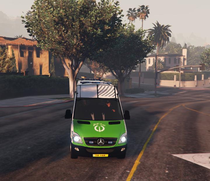 Gta 4 Vehicles Img For Backup Mod: Gendarmerie Algerie