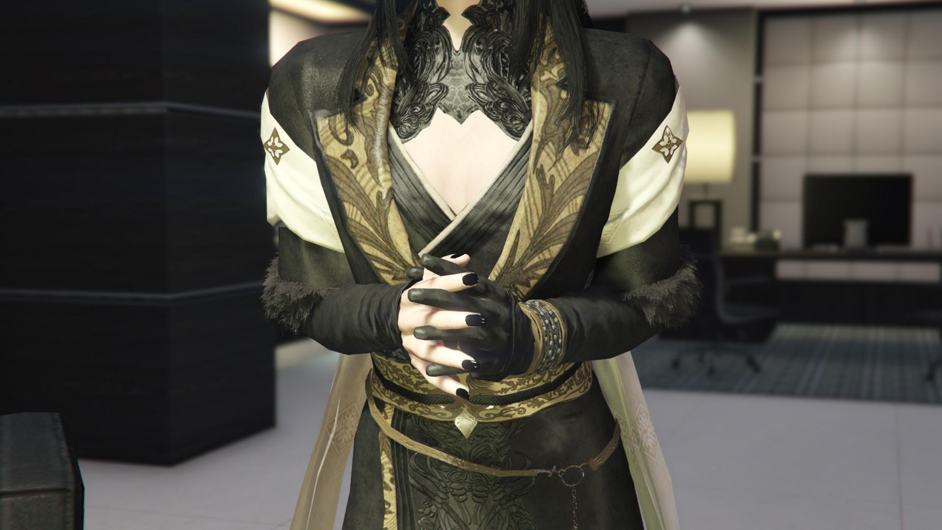 Gentiana Final Fantasy XV [Add-On Ped | Replace] - GTA5-Mods com