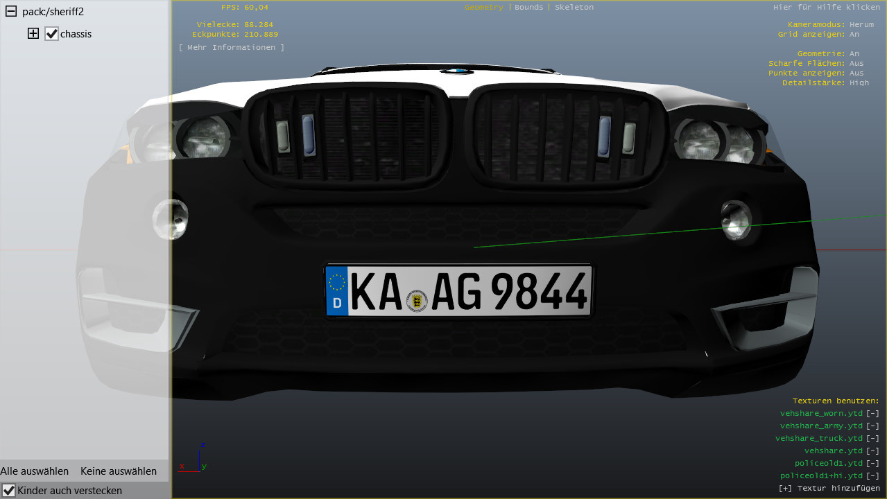 German Plates For 2016 Unmarked Bmw X5 Gta5 Mods Com