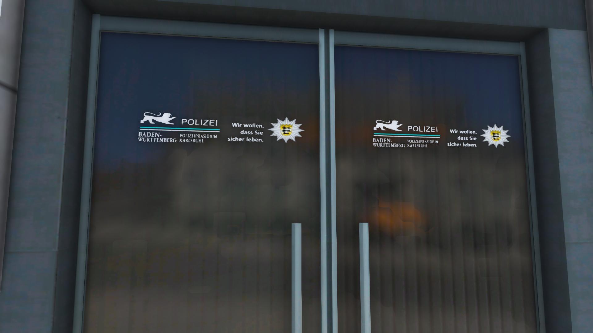 Gta 5 Karte Polizeistation.German Police Stations Deutsche Polizei Reviere Oiv