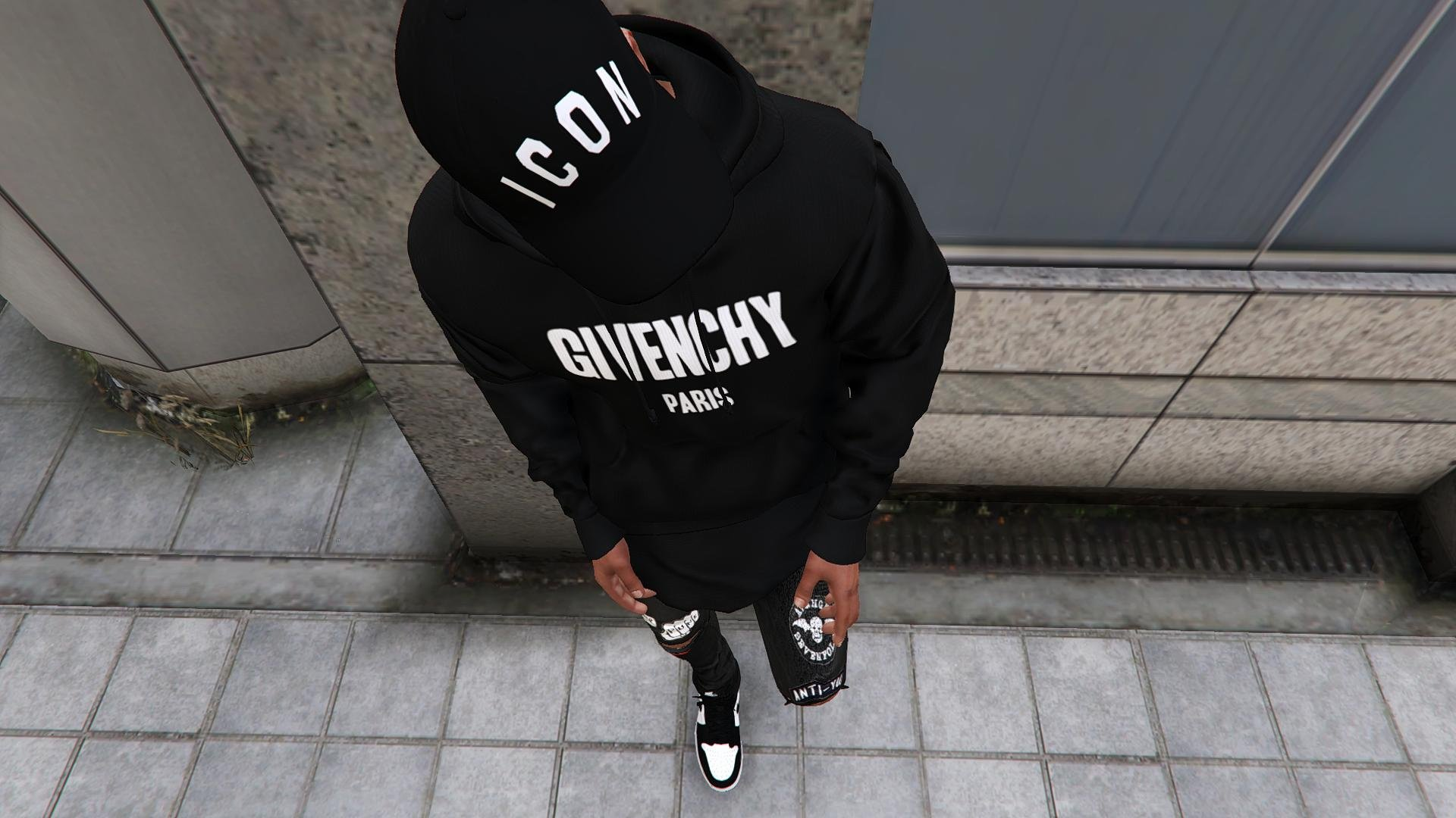 givenchy paris hoodie gta5. Black Bedroom Furniture Sets. Home Design Ideas