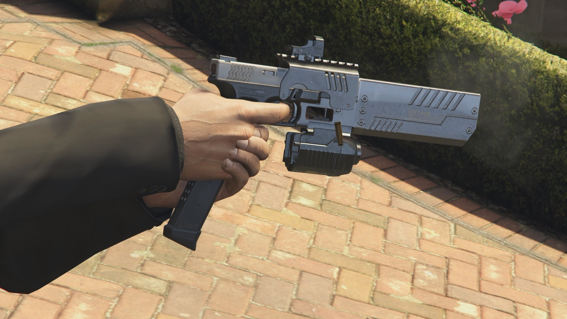 Glock 17 (+ Variants) - GTA5-Mods com