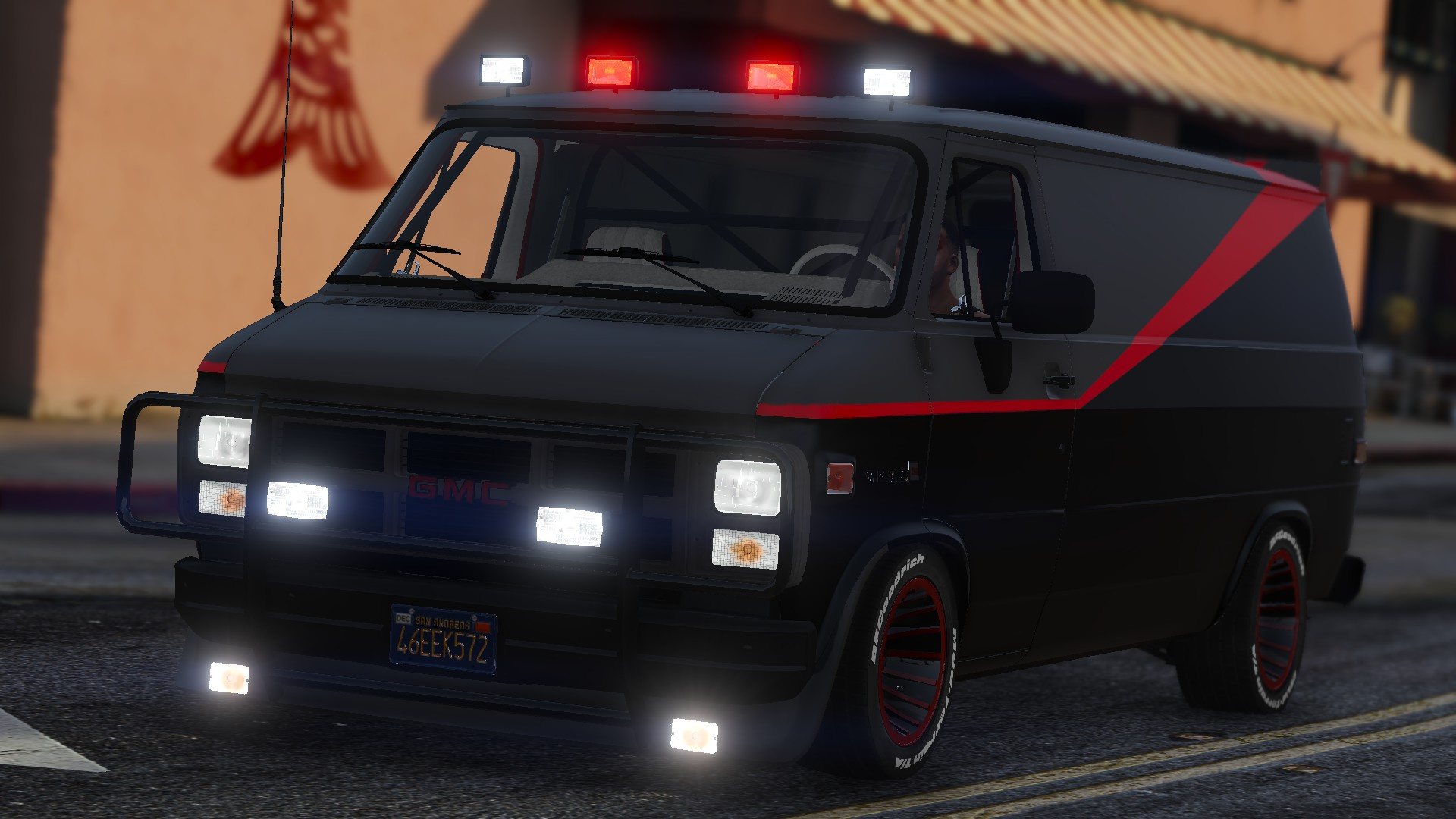 GMC Vandura (A-Team Van) - GTA5-Mods.com