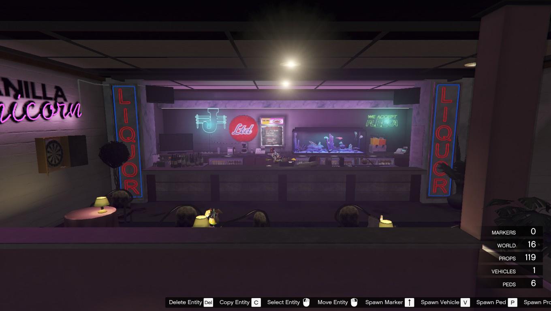 Grand Opening of New Enhanced Strip Club - GTA5-Mods.com