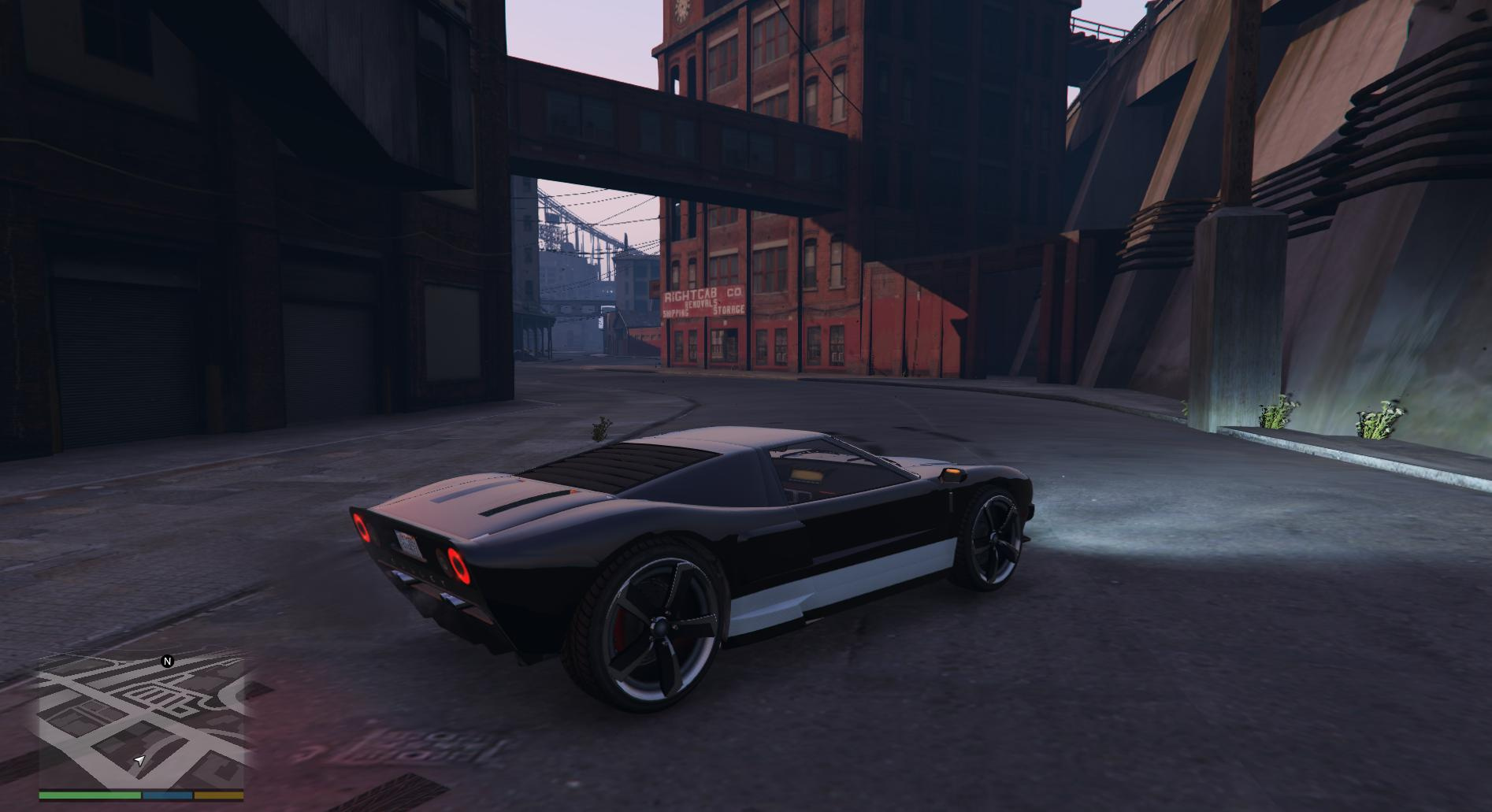 Grand Theft Auto V: Liberty City - GTA5-Mods.com