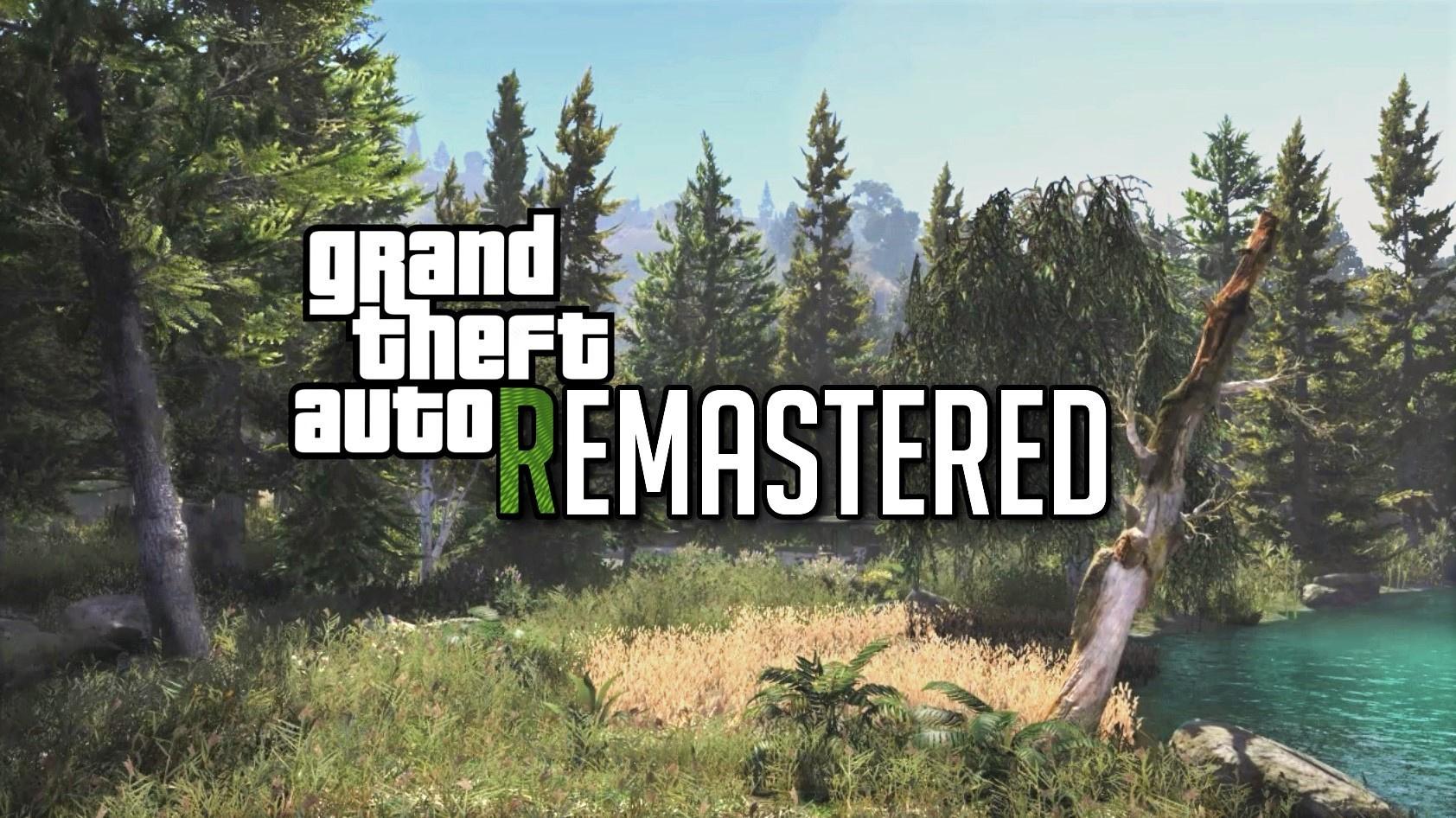 Grand Theft Auto V Remastered [Add-On] - GTA5-Mods com
