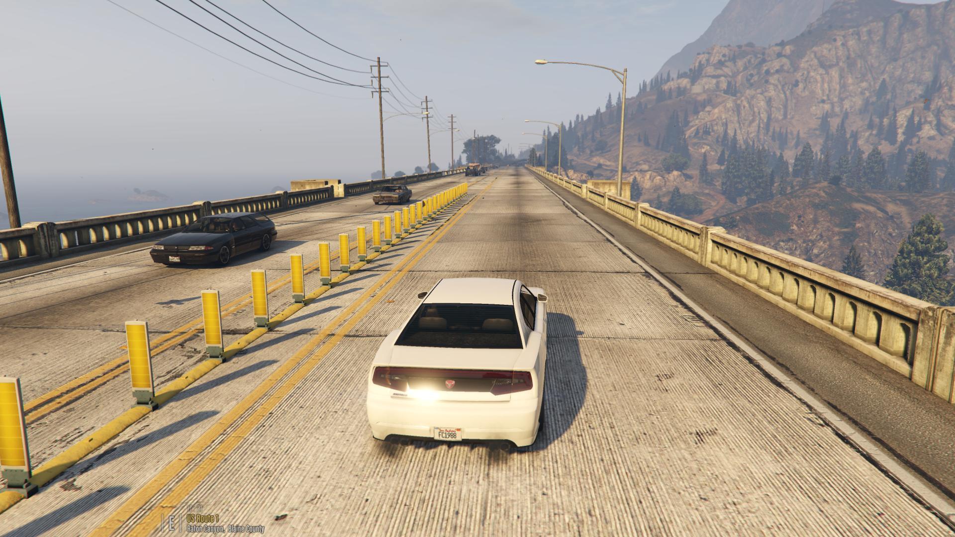Grand theft auto mods 5