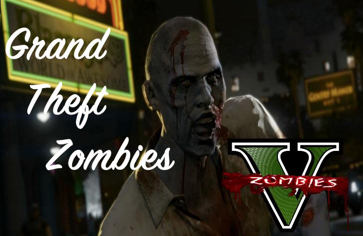 Как сделать зомби апокалипсис в гта