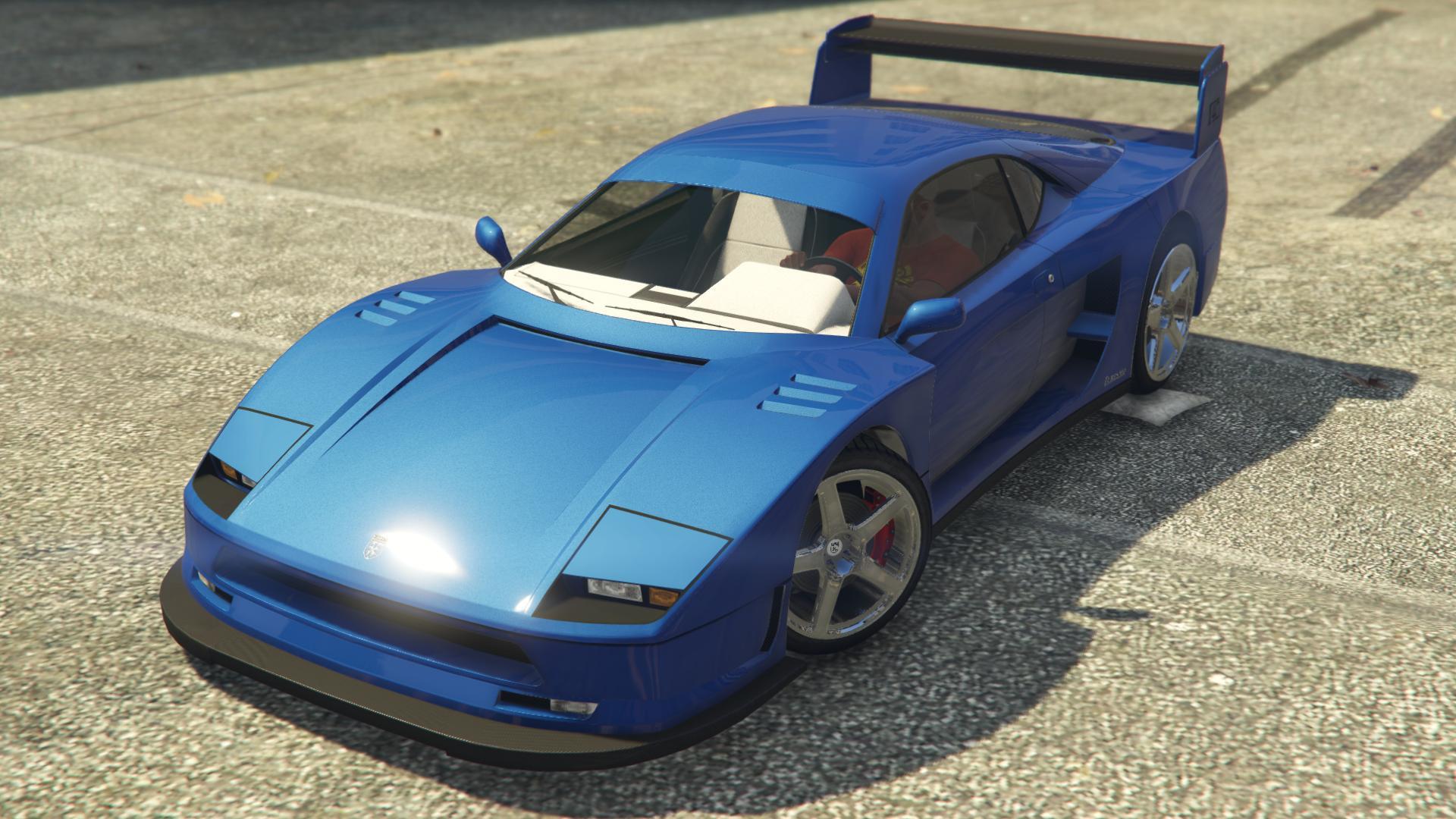 Grotti Turismo Classic - T40 Streetrun [Replace] - GTA5 ...
