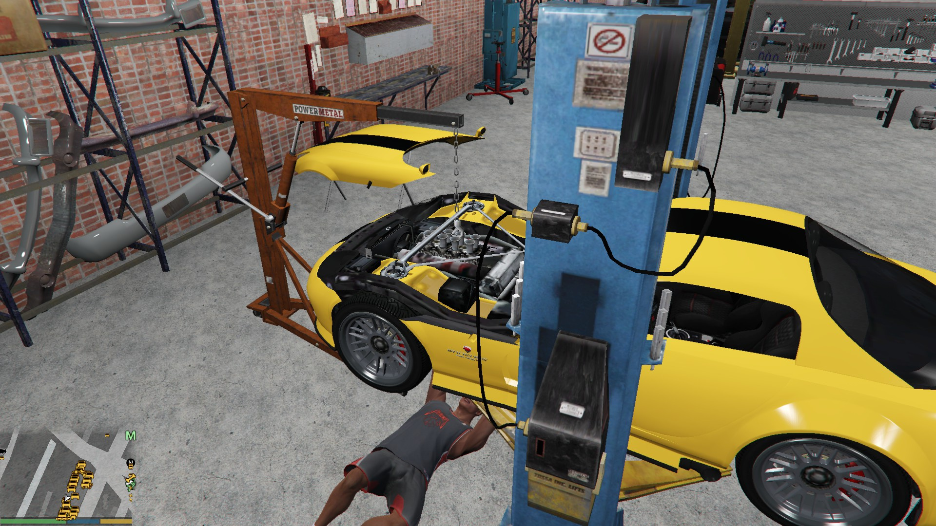 Grove Street Garage Upgrades - Mlo Interior and add-on