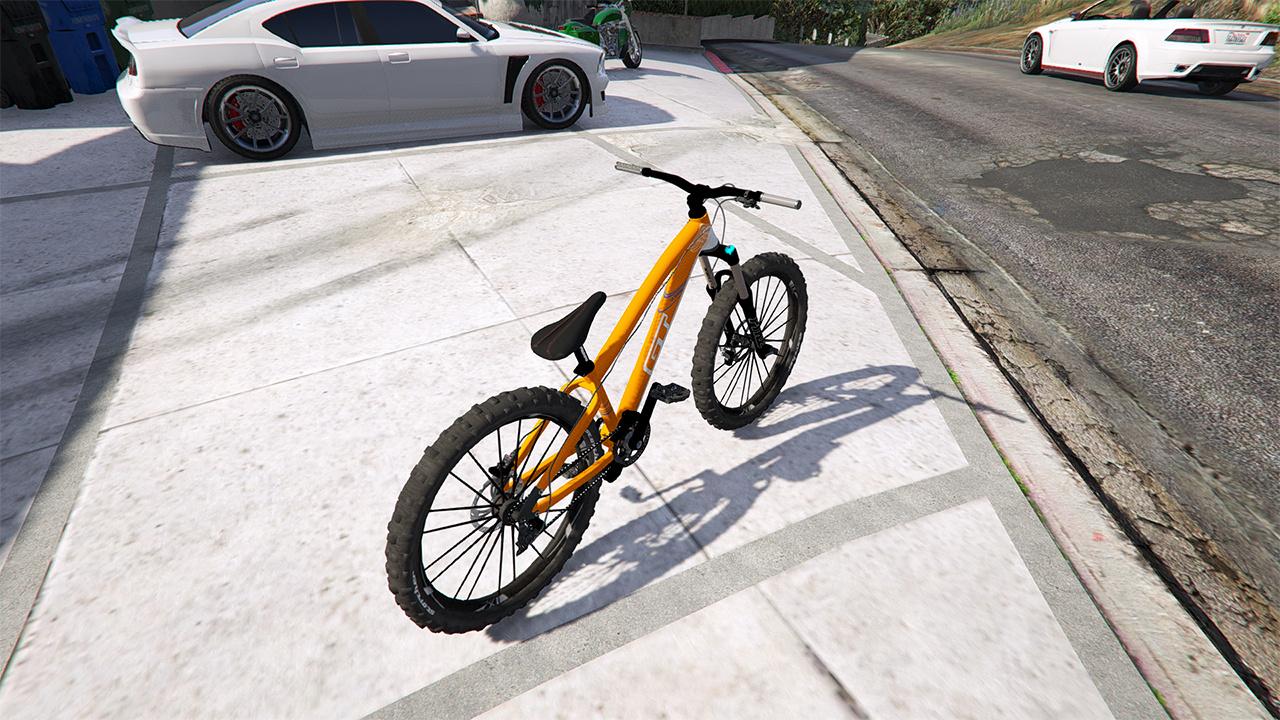 GT LaBomba Mountain Bike - GTA5-Mods.com