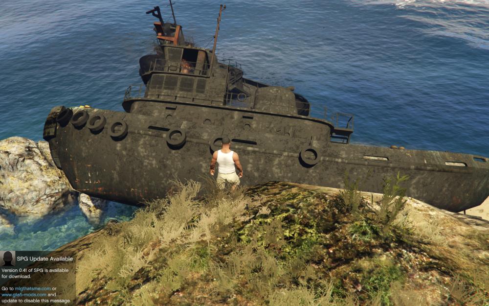 GTA IV Tug Boat - GTA5-Mods com
