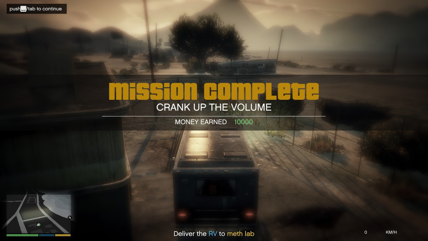 how to continue a mission gta 5