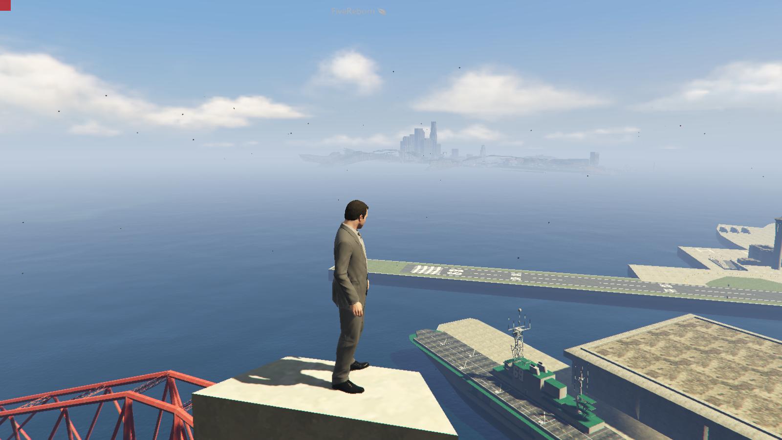 GTA: San Andreas for FiveReborn or MultiFive - GTA5-Mods com