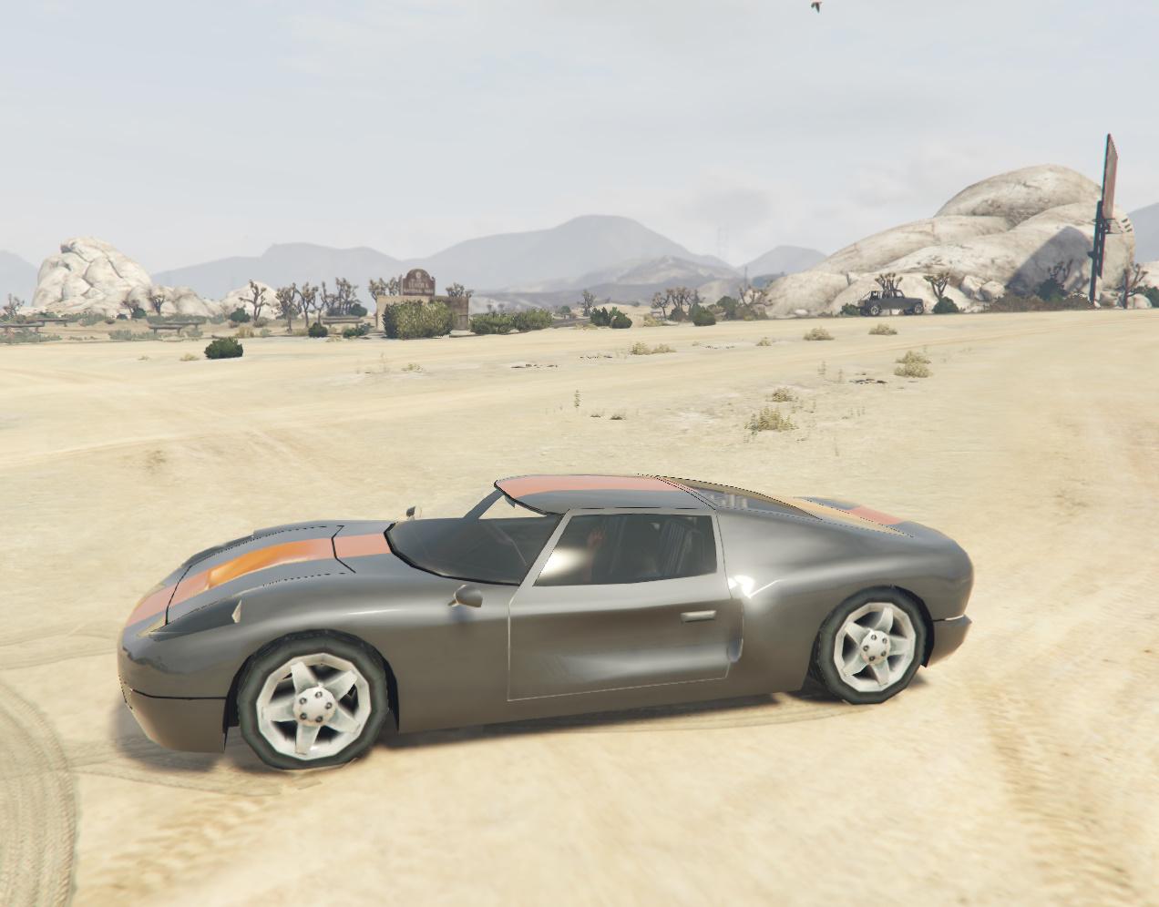 GTA San Andreas Bullet - GTA5-Mods com