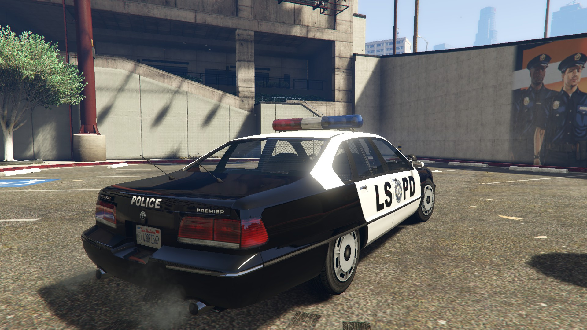 GTA San Andreas Police Liveries Pack - GTA5-Mods com