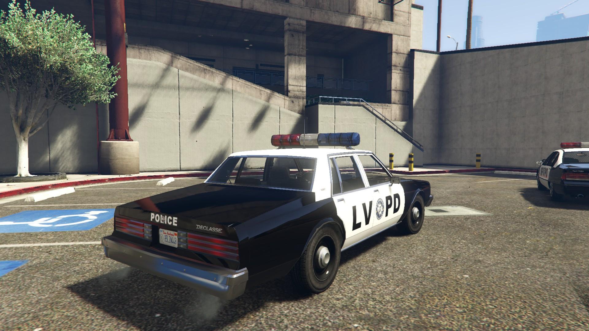 GTA San Andreas Police Liveries Pack - GTA5-Mods com
