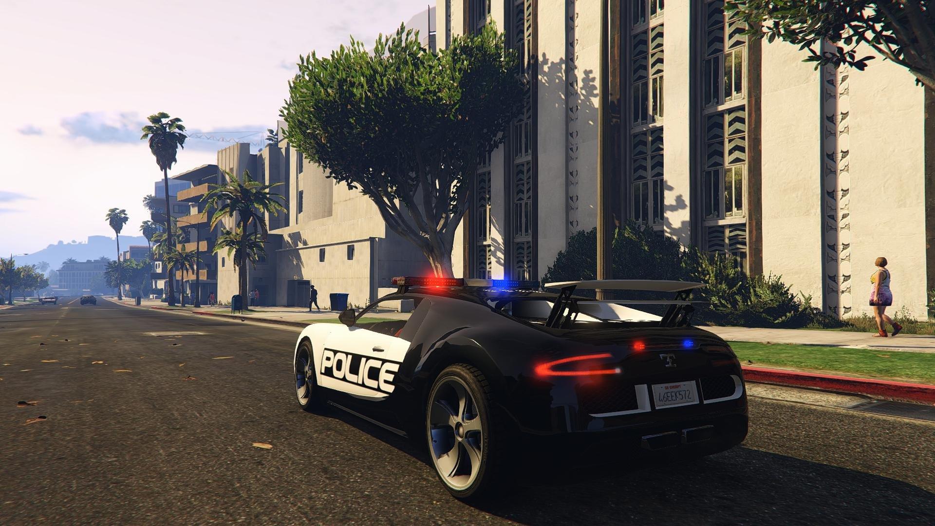 Bildergebnis für police Adder Gta 5