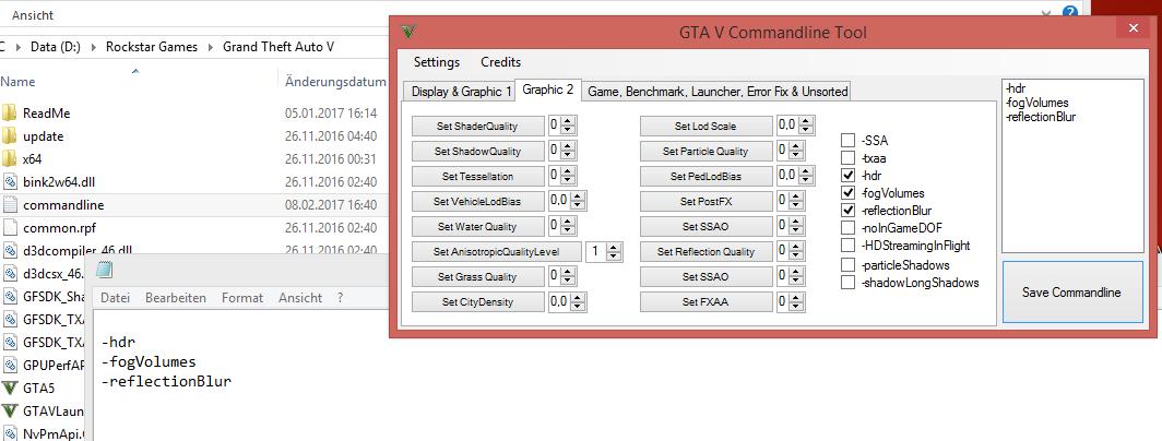 GTA V Commandline Tool - GTA5-Mods com