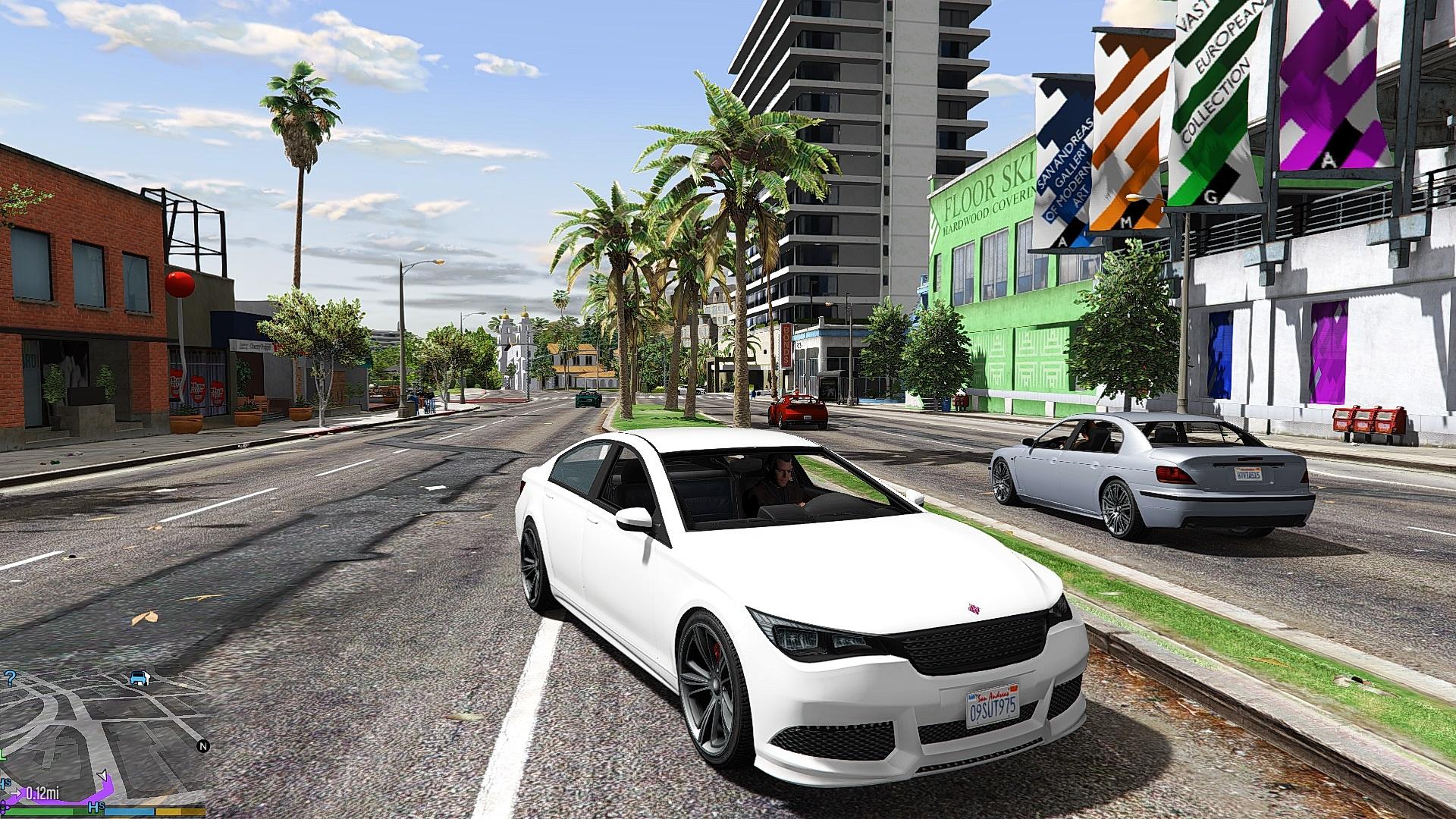 GTA V Extreme Graphics Presets - GTA5-Mods com