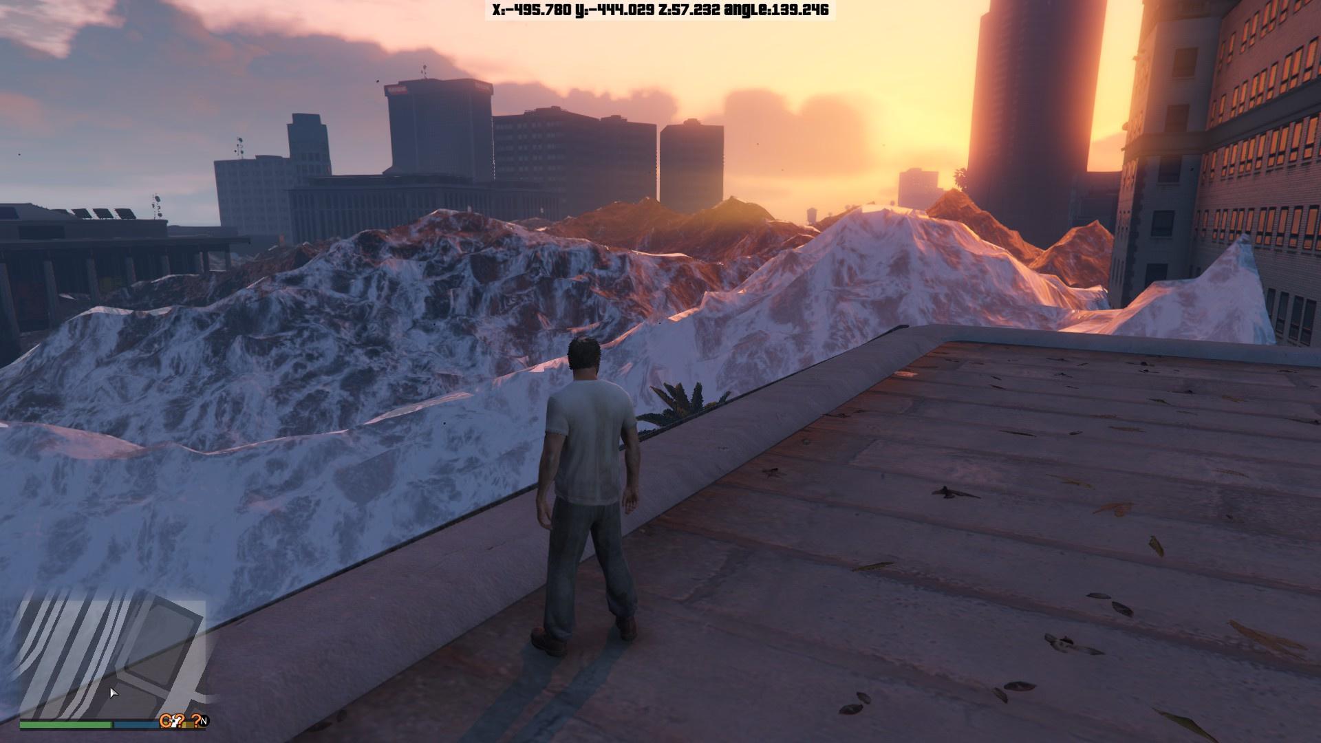 Gta V Flood Mod Gta5 Mods Com