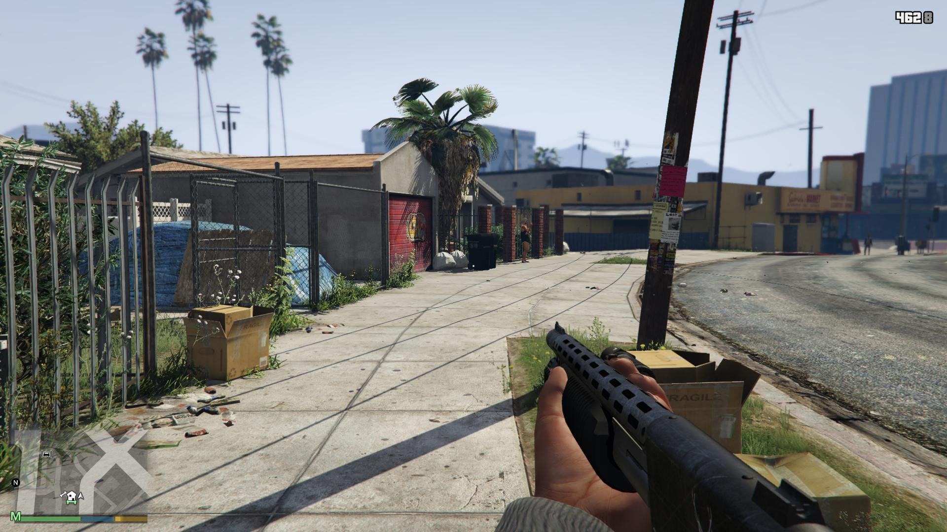 pretty cool size 40 authorized site GTA V FoV - GTA5-Mods.com