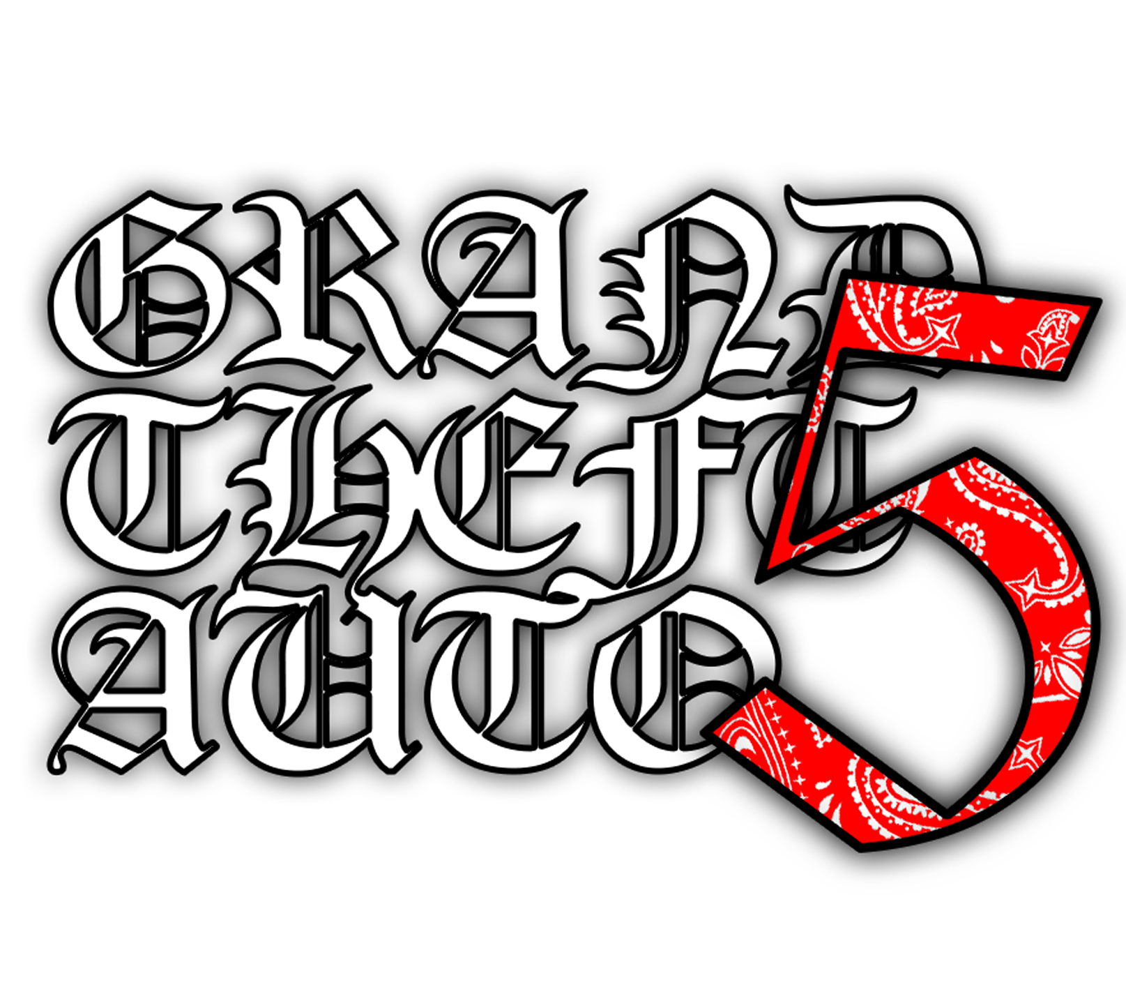 how to create a gang logo