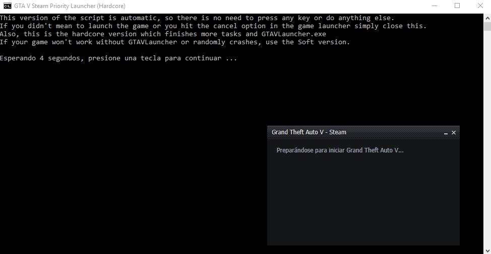 GTA V High Priority Launcher [FPS Boost - CPU Usage & RAM