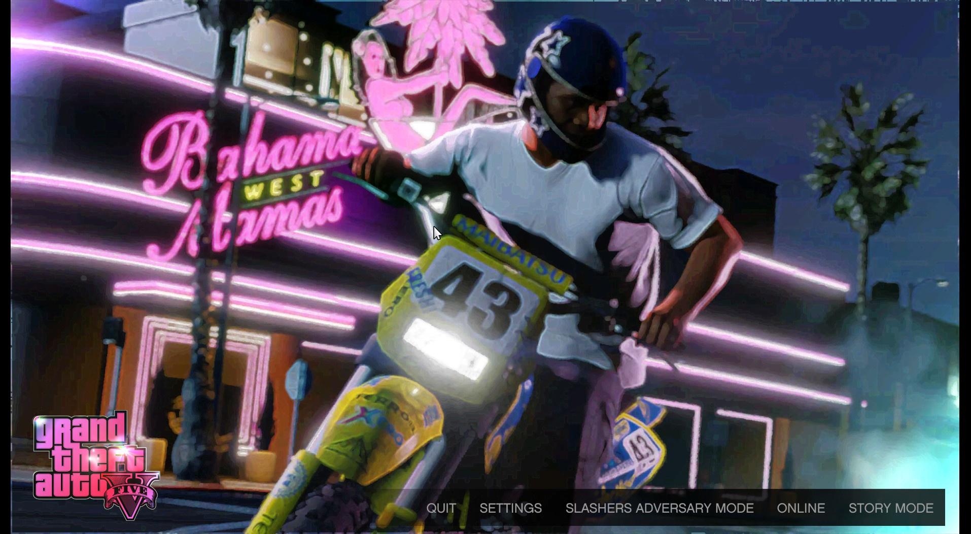 Gta V Nightlife Loading Screen Overhaul Gta5 Mods Com