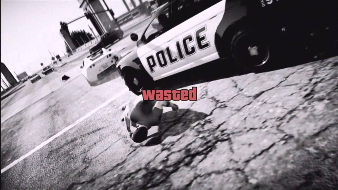 Image result for gta wasted