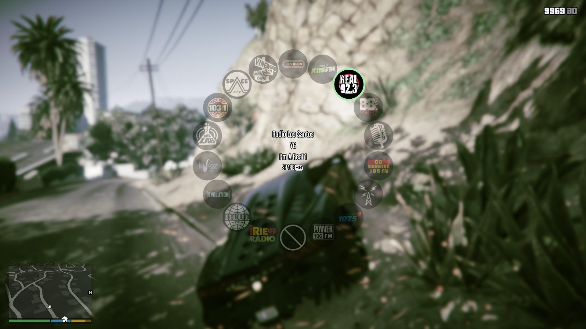 GTA V - Real Life Radio Icons - GTA5-Mods com