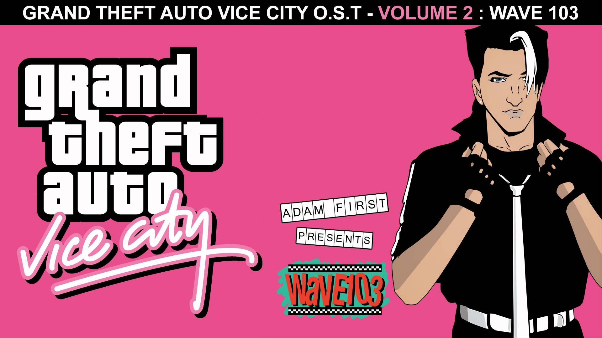 Gta Vice City Wave103 Radio Station Replaces Vinewood Boulevard