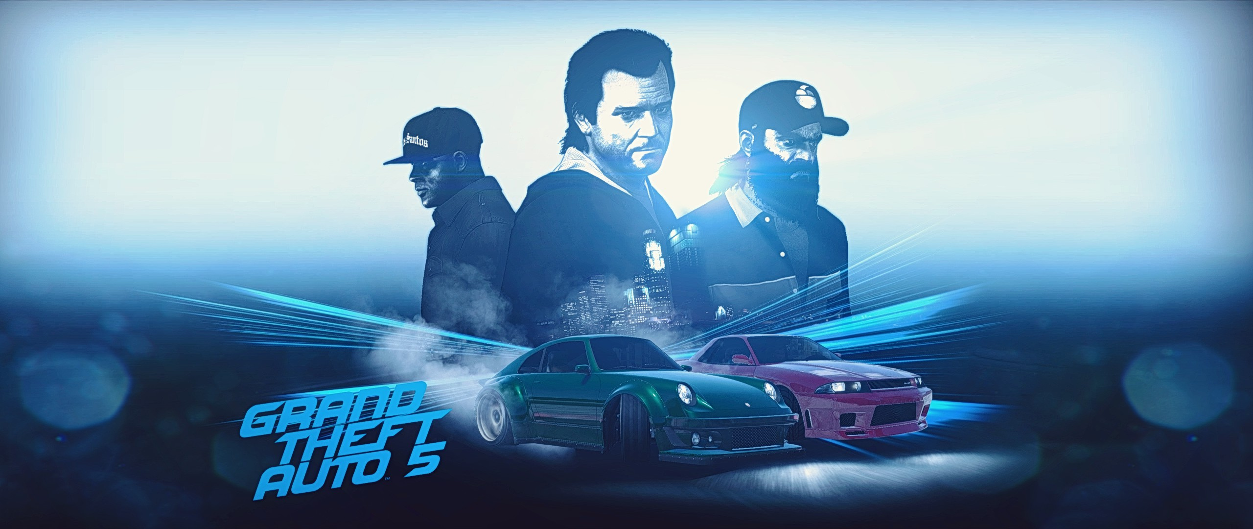 GTA5 - Need For Speed 2015 Style Intro Video (2K 60FPS