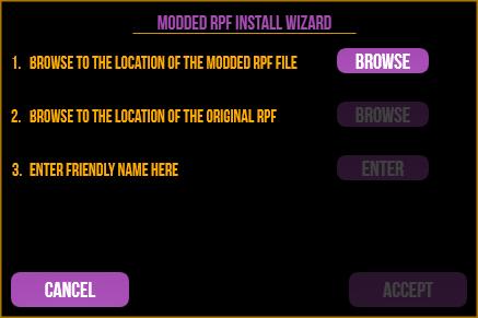 GTAV Mod Manager - GTA5-Mods com