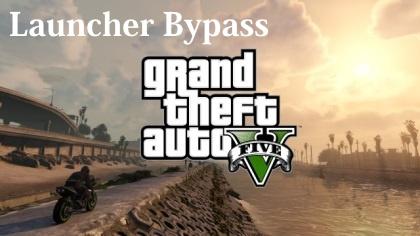 GTAVLauncherBypass - GTA5-Mods com