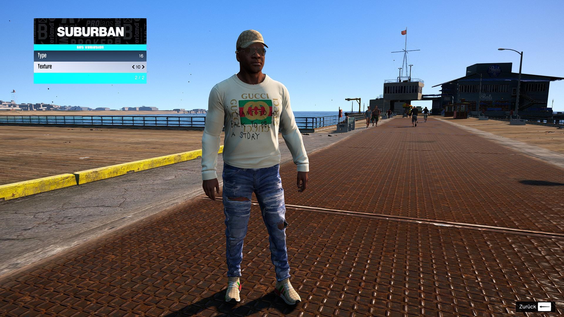 Gucci Longsleeve Pack - GTA5-Mods.com