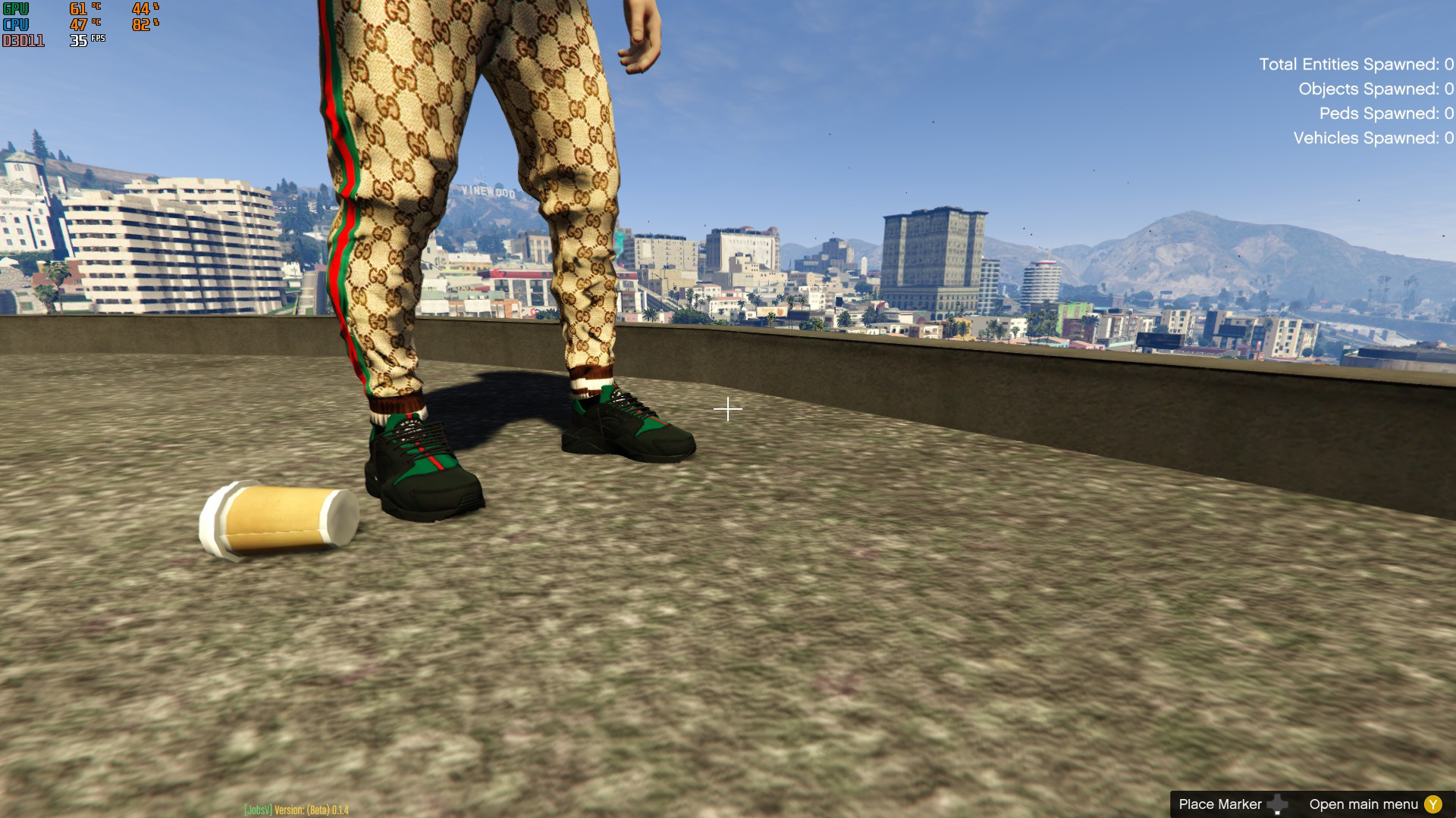 finest selection e1144 6b254 Gucci Nike Huarache - GTA5-Mods.com