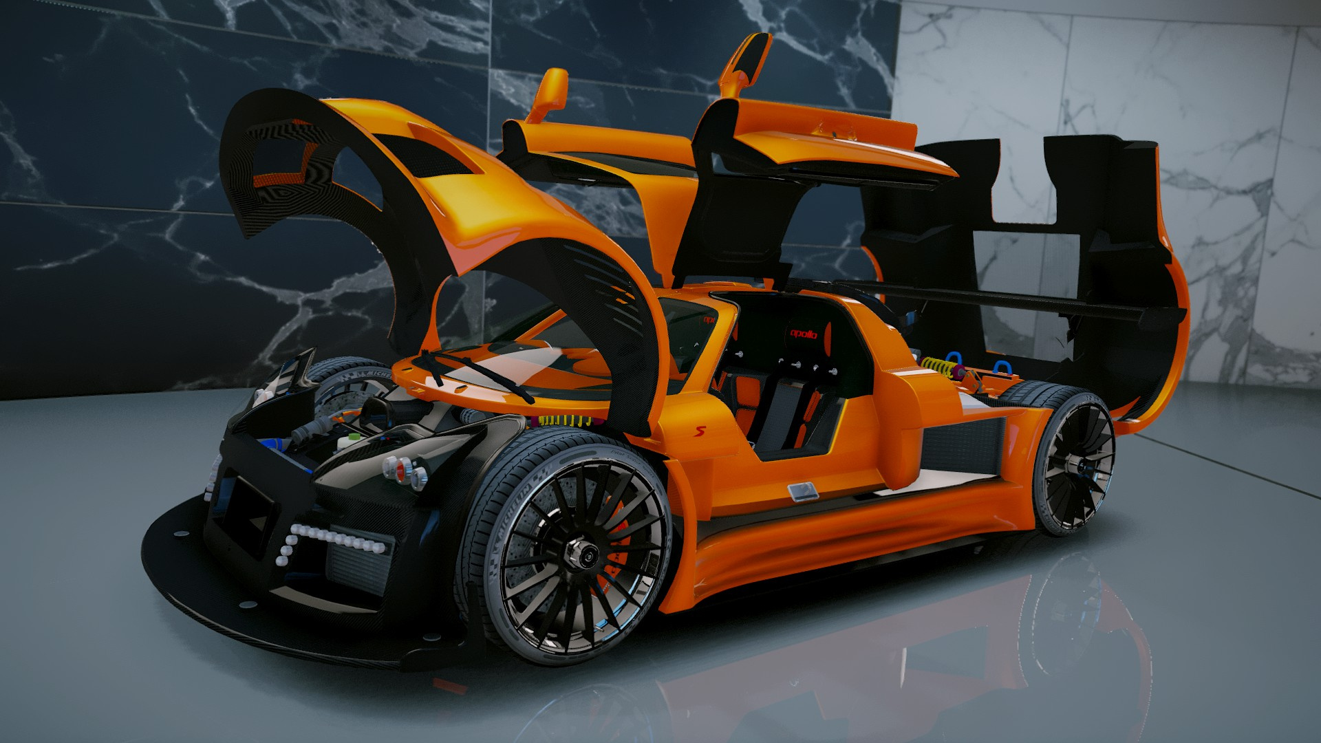 Gumpert Apollo S [Add-On] - GTA5-Mods.com