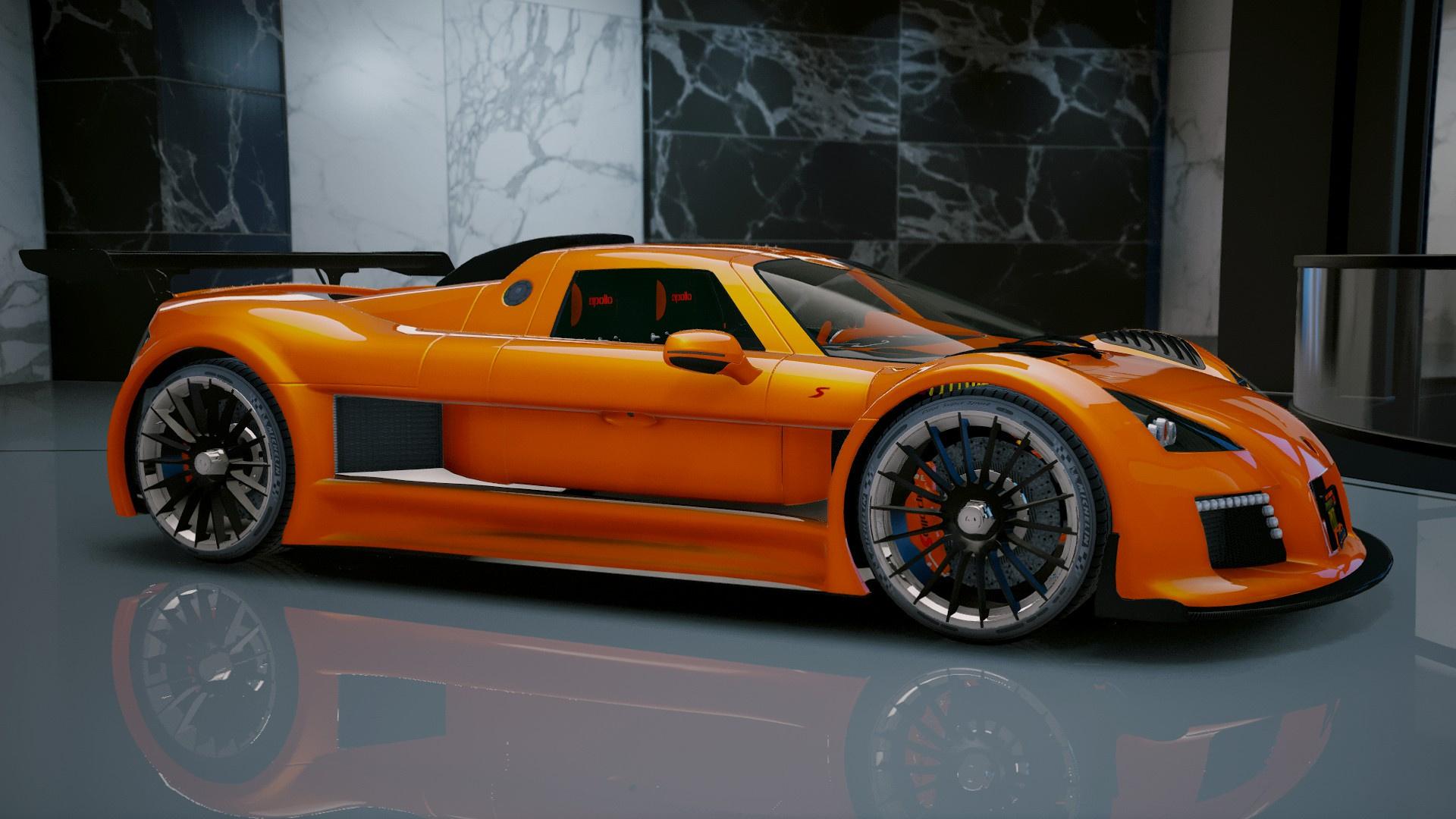 apollo sports car - HD1920×1080