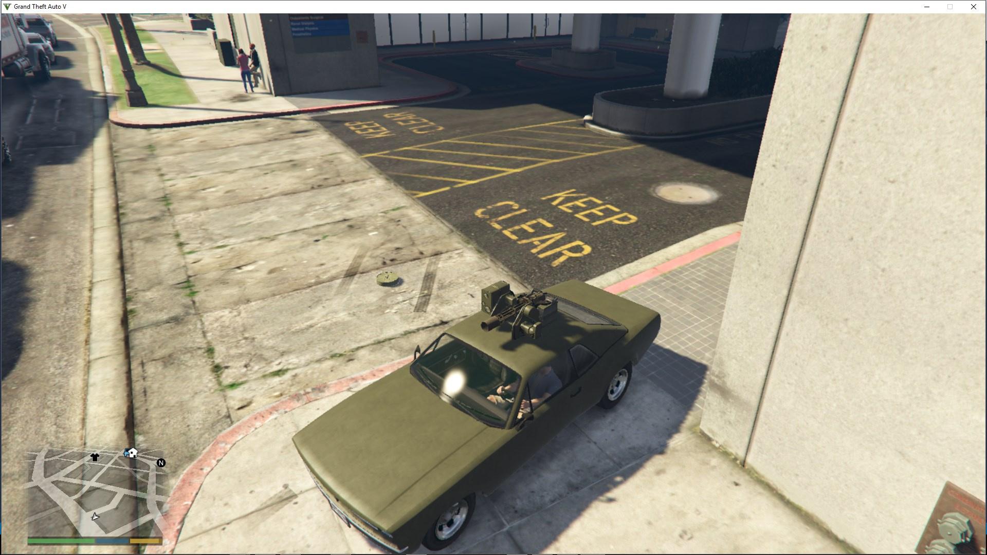 gta online gunrunning one vehicle