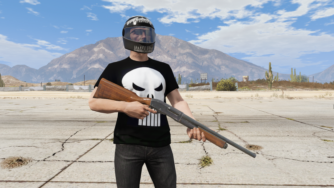 H1Z1(Just Survive) Weapons Pack - GTA5-Mods com
